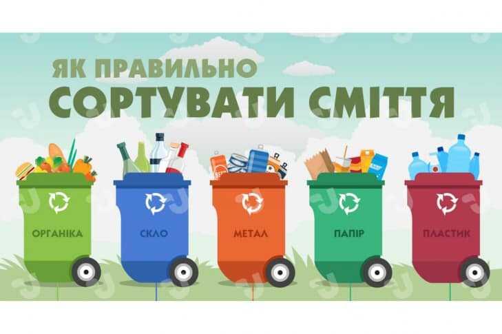 В Софіївській Борщагівці впроваджують програму зі збору, сортування, транспортування, переробки та утилізації відходів (документ)