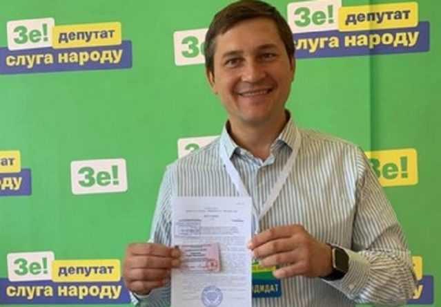 Мажоритарник «Слуги народу» Андрій Одарченко фінансував партію Мураєва – «Схеми»