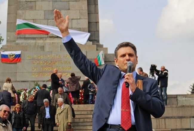 Лидер болгарского движения «Русофилы» Малинов, которому Путин лично вручил орден, задержан по подозрению в шпионаже