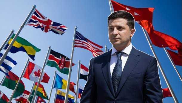 The Washington Post: Попытка Зеленского перезагрузить внешнюю политику Украины обернулась катастрофой