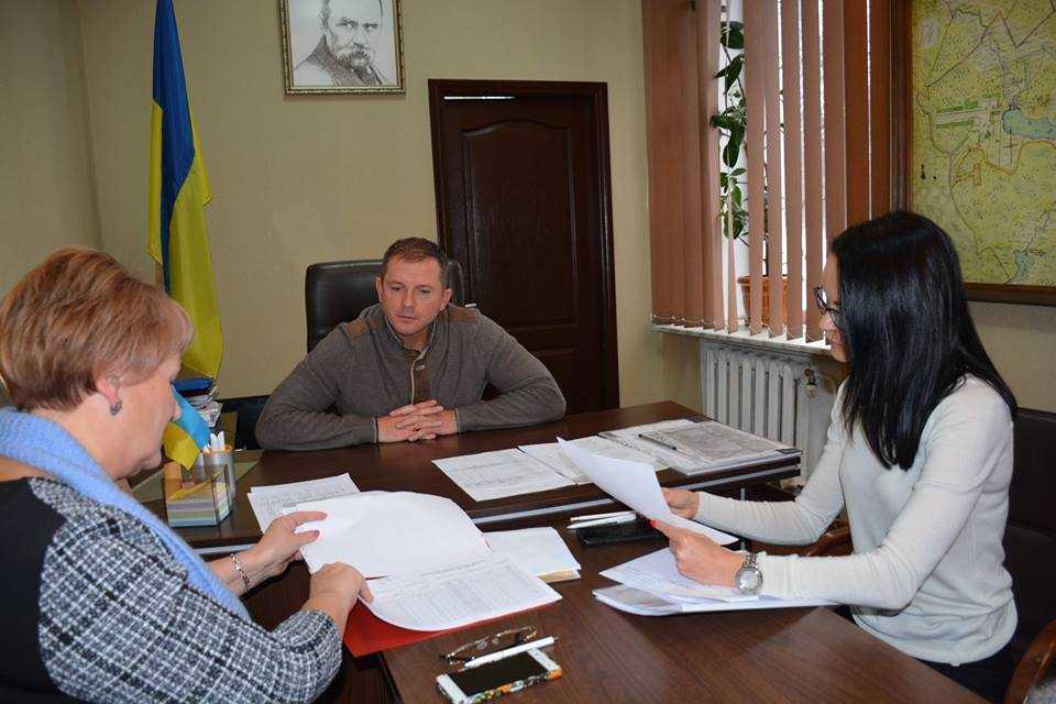 Игорь Молоток ремонт дорог в Шостке