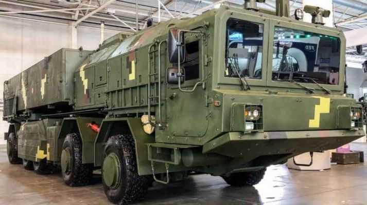 Для оперативно-тактичного комплексу «Грім-2» зібрали 12 ракетних двигунів. ВІДЕО