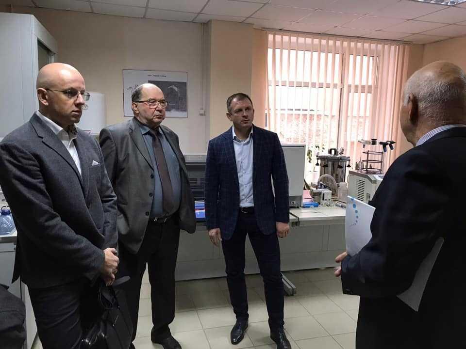 На Сумщині може з'явитись центр лікуваня стовбуровими клітинами — Ігор Молоток