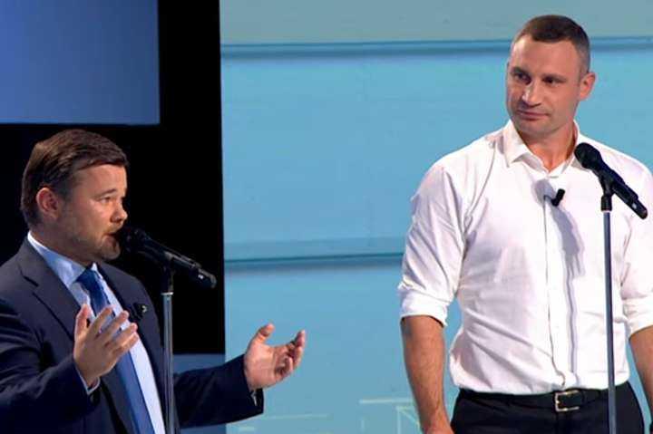 Кличко написав заяву на Богдана в поліцію – ЗМІ