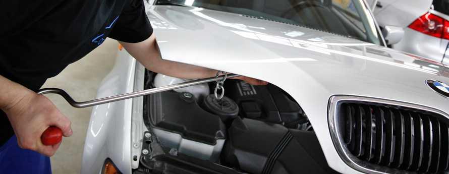 Кузовной ремонт — почему не надо тянуть?