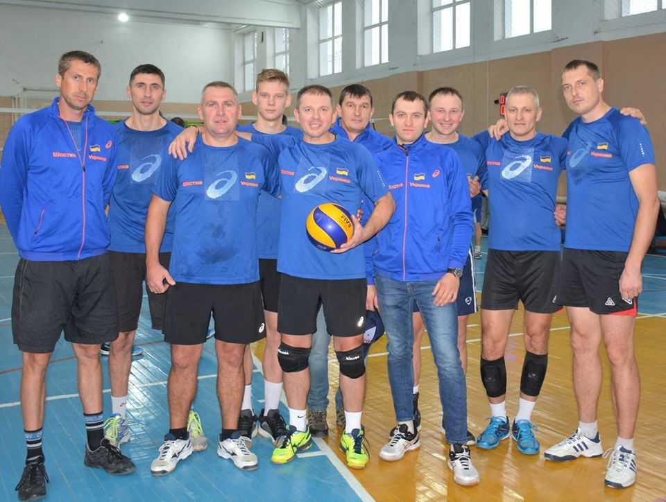 У Шостці вже відбувся новорічний волейбольний турнір на кубок «Ванта»