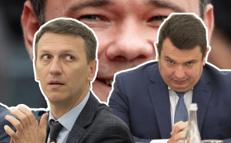 Темна сторона Офісу Президента України: корупція, рейдерство і ручне управління силовиками