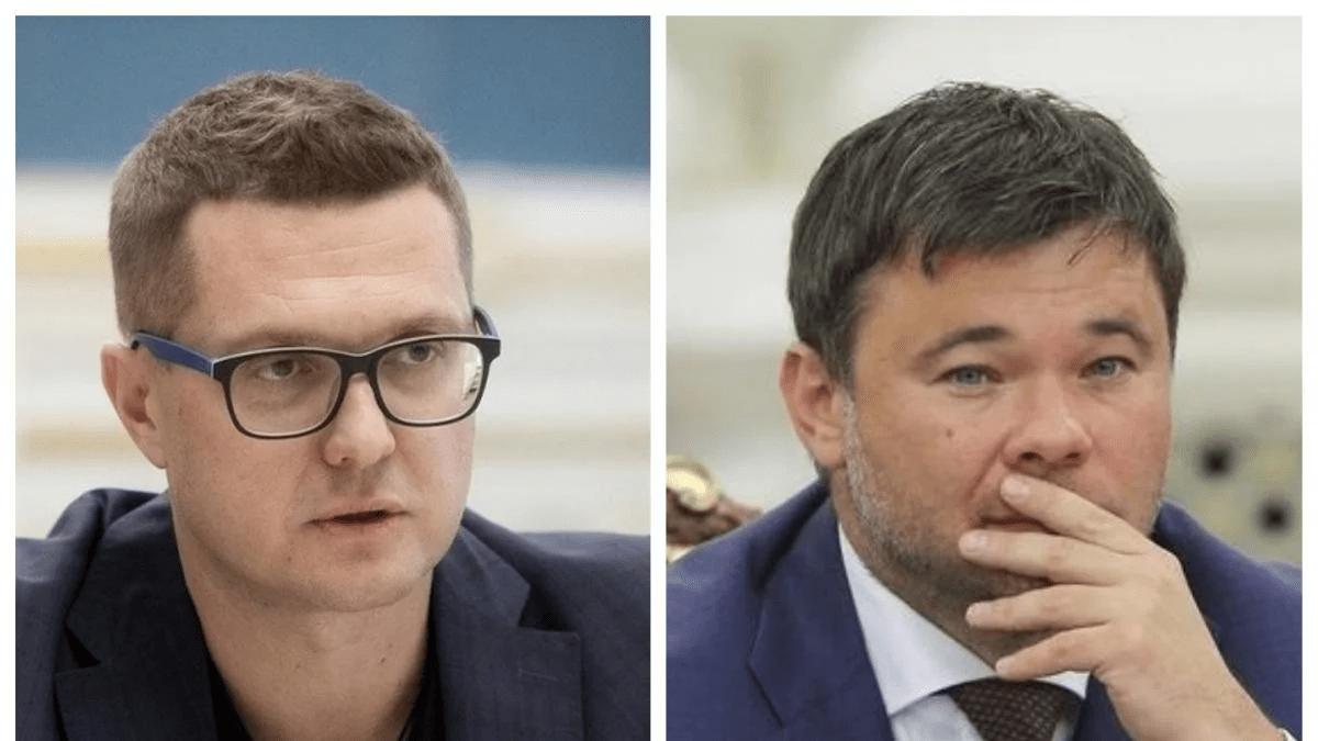Баканов назвав Богдана «смотрящим» за корупційною пірамідою у судовій системі: з'явились нові «плівки Труби»