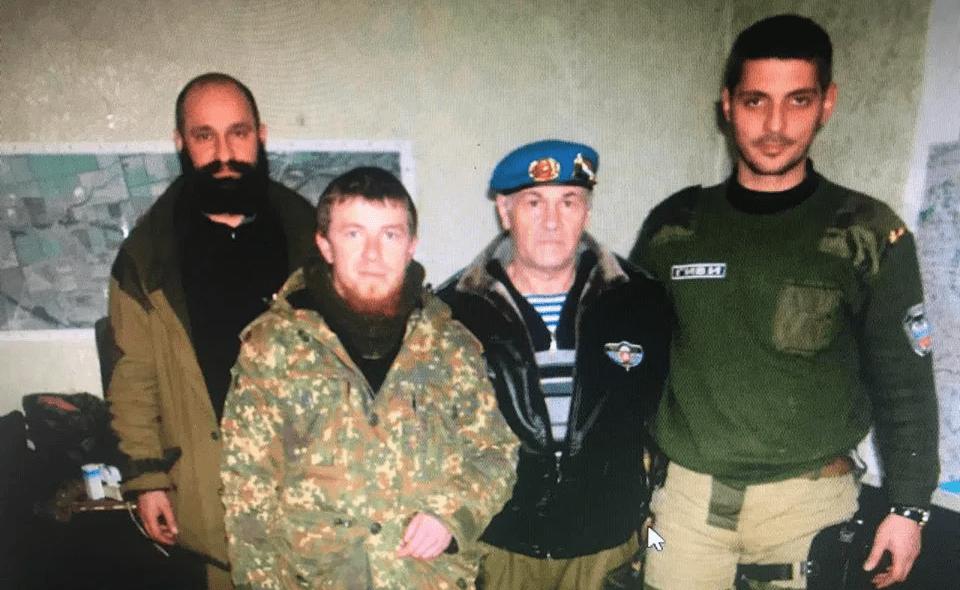 Зеленський віддав на обмін полковника РФ — поплічника «Гіві» і «Мотороли»