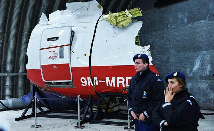 Голландский прокурор объявил в Гааге на суде по делу MH17, что Boeing сбили из российского «Бука»