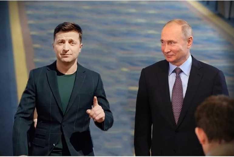 Как Путин будет принуждать Зеленского к плану Ермака