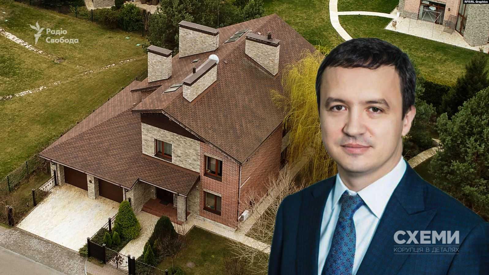 Новий міністр економіки Петрашко не задекларував маєток під Києвом і квартиру дружини в Москві – «Схеми»