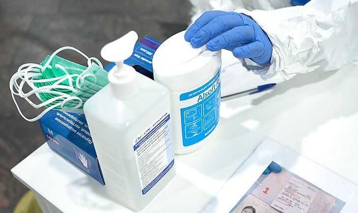 Для медицинских учреждений Шостки и Конотопа закуплены антисептик, медицинские маски, резиновые перчатки, и респираторы — Игорь Молоток
