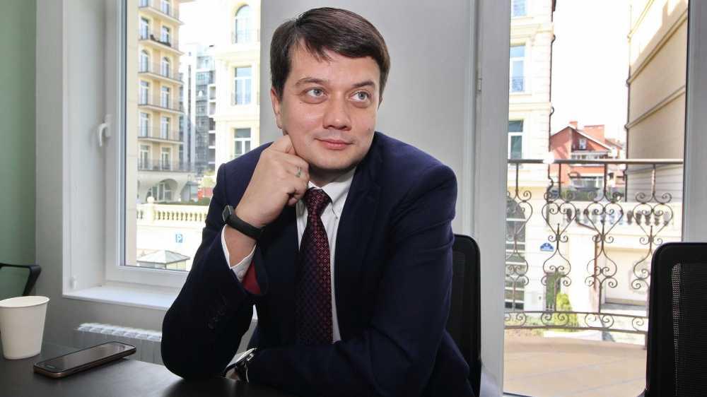 Спікер ВР Розумков переписав на дружину мережу ломбардів