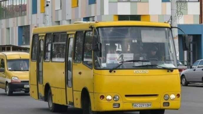 На дорогах можуть почати зважувати пасажирський транспорт