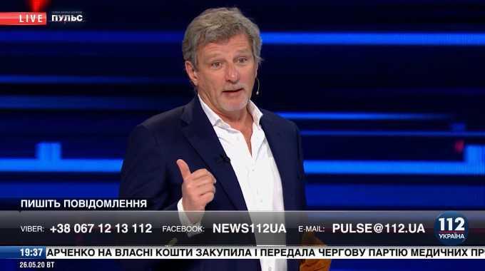 Андрій Пальчевський — зв'язок з російським політтехнологом та родичі які підтримують Путіна