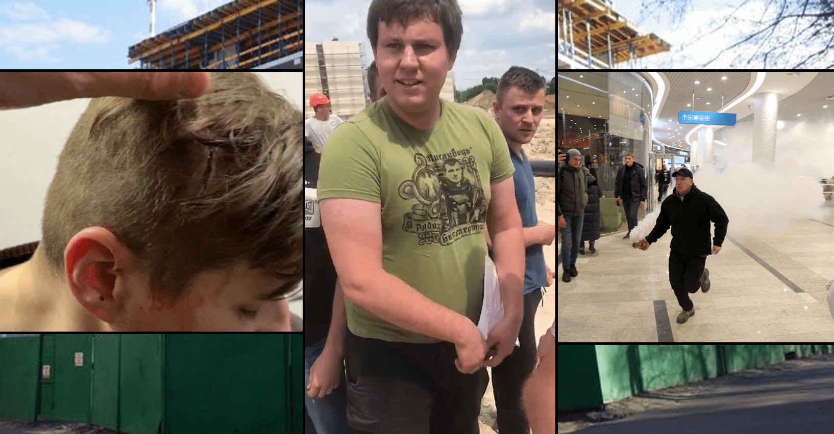 Володимир Назаренко замах на свого однопартійця та здирництво