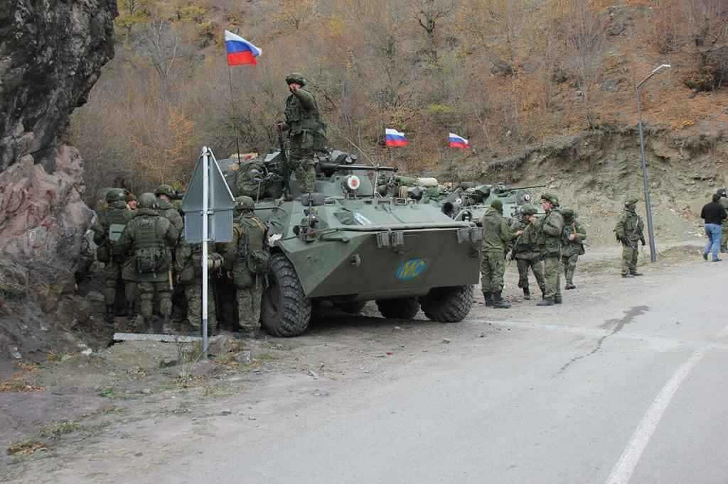 Боевиков НВФ «ЛНР» и «ДНР» вербуют для участия в миротворческой миссии РФ в Нагорном карабахе