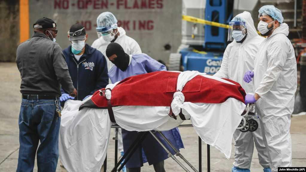 Офіційні данні смертності від коронавіруса в Україні занижені в 3 рази