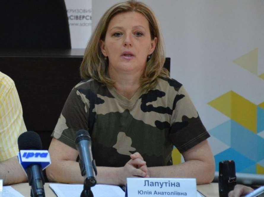 Юлія Лапутіна: Залучення ветеранів до гуманітарних проектів Червоного Хреста України сприятиме розвитку стійкості громад