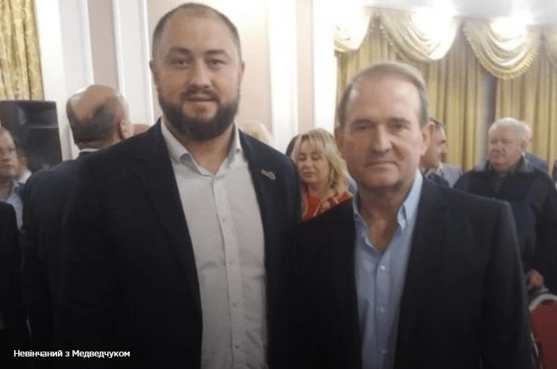 Депутат Миколаївської облради привітав виборців з Новим роком портретом Путіна