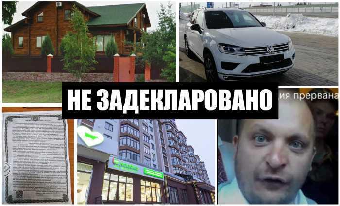 Артем Семеніхін — екс-мер Конотопу заробив мільони — блогер