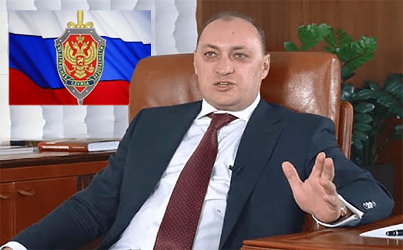 Денис Кірєєв — агент ФСБ «пригрівся» біля Баканова