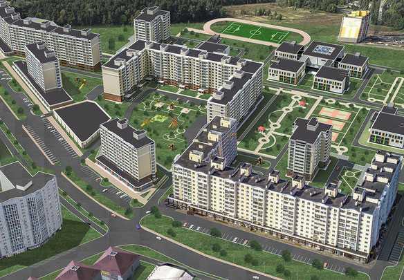 По чем сейчас можно купить квартиру в Чернигове?