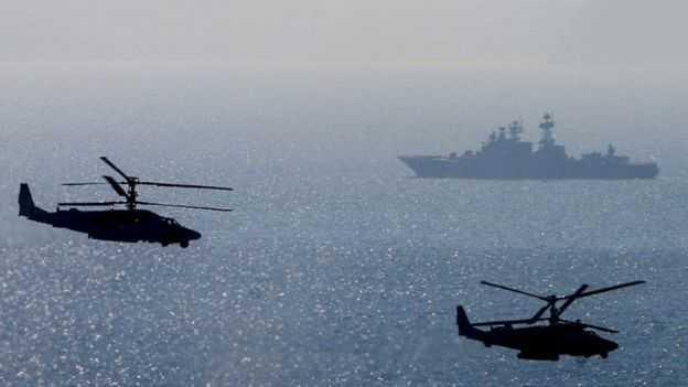 Как Россия «отжимает» у Украины Азовское море