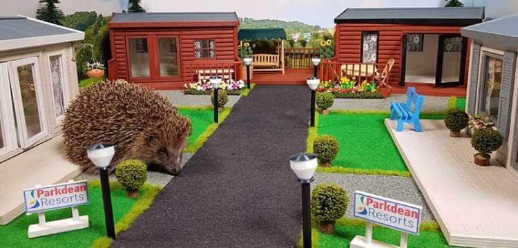 В Англии открылся парк отдыха для ежей