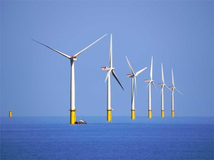 В США одобрили строительство первой в стране крупной морской ветряной электростанции