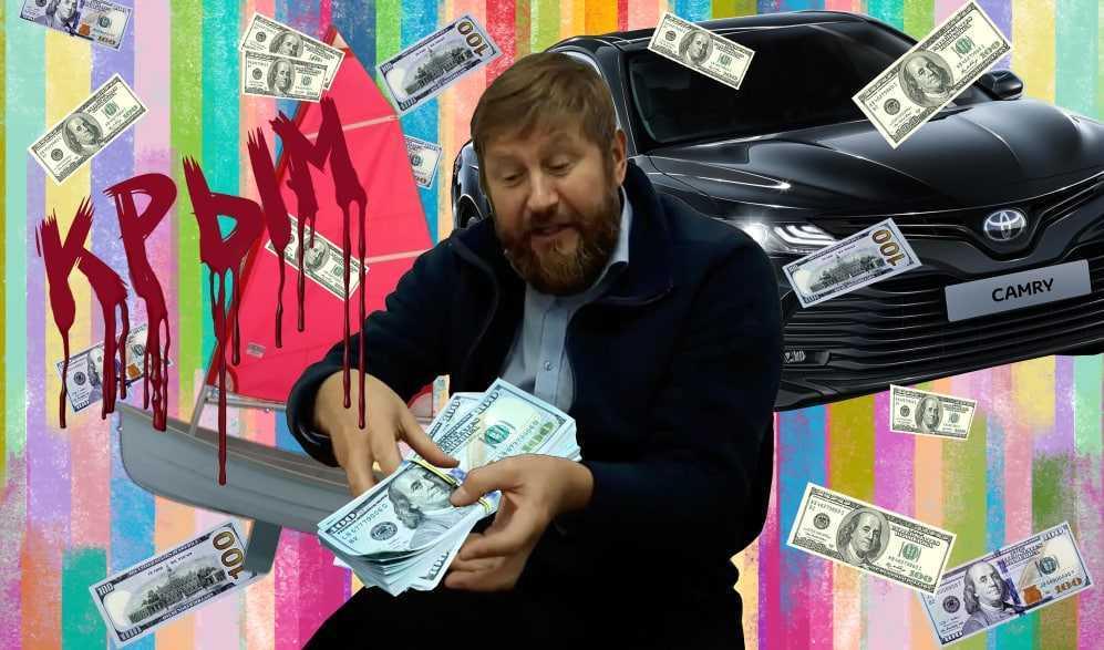 Как бизнесмен Василий Герелюк дискредитирует Toyota