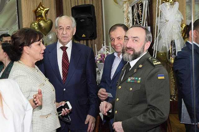 «Няня» для Голови Служби зовнішньої розвідки України Валерія Євдокимова