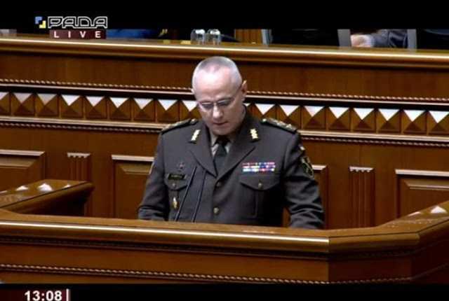 «Шеф все пропало»: как главнокомандующий  ВСУ Хомчак отчитался перед депутатами